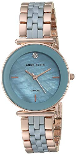Anne Klein Dress Watch (Model: AK/3158LBRG) ()