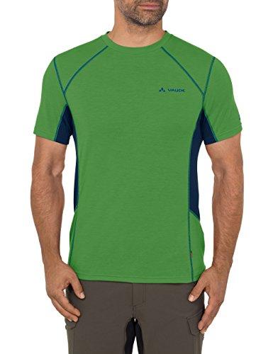 VAUDE Herren T-shirt Men's Signpost II, Parrot Green, L, 04588