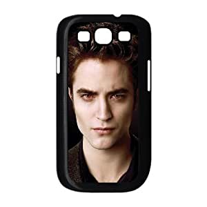 HXYHTY Phone Case Edward Cullen Hard Back Case Cover For Samsung Galaxy S3 I9300