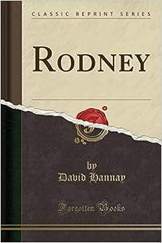 Book Rodney (Classic Reprint)