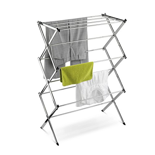 Honey Can Do DRY 01234 Commercial Clothes Drying Chrome