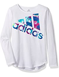 Girls' Long Sleeve Girly Tee Shirt