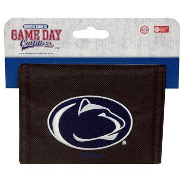 NCAA Penn State Nittany Lions Mens Bi-Fold Wallet with - Fold Wallet College State Bi