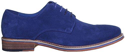 Lacets Marine À Chaussures Jl25 Homme Justin Ville Reece Pour Bleu De wqOxXWzf7