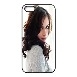 iPhone 4 4s Cell Phone Case Black Dia Mirza OJ456315