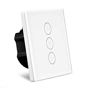 Dimmer Switch Alexa Random 1 Gang 2a 400w Led Touch Switch Sensor
