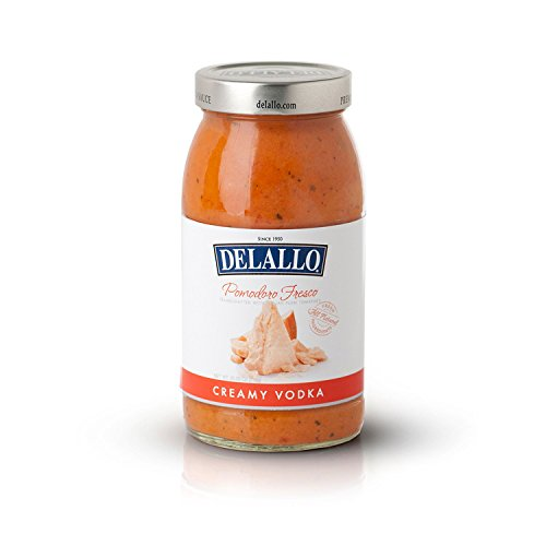 DeLallo Pomodoro Fresco Creamy Vodka Pasta Sauce (25.25 oz. pkg., 6 ct.)