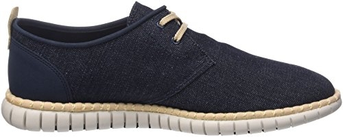Canvas Bleu Mzt Freedom Sneakers Navy Clarks Basses Homme Cnw6F80wxq