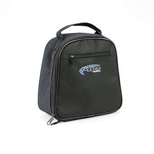 Rugged Radios HS-BAG Headset Bag for Aviation and Racing Headsets