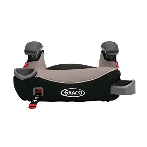 41Uh0r47noL - Graco AFFIX Backless Booster Car Seat, Pierce