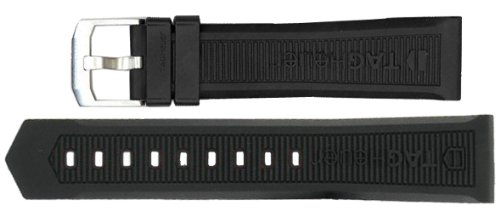 80950fed6162 Image Unavailable. Image not available for. Color  NEW TAG HEUER FORMULA  ONE MANUFACTURER STRAP BT0717