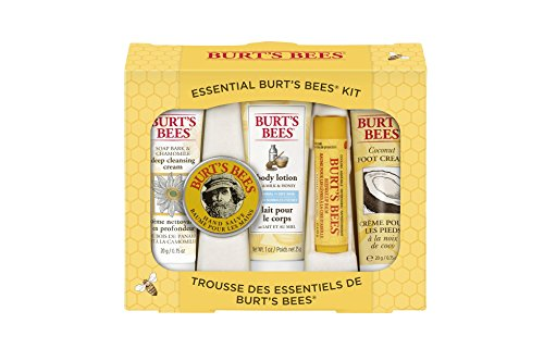 Burt s Bees Essential Everyday Beauty Gift Set