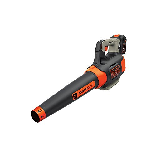 leaf blower black and decker - 9