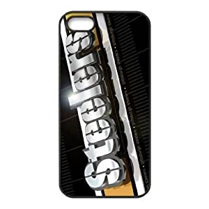 [N F L Series] Steelers Case for Iphone 5,5S SEXYASS5S 1244