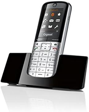 Gigaset SL400 - Teléfono inalámbrico con manos libres (DTMF, 500 entradas, TFT) negro: Amazon.es: Electrónica