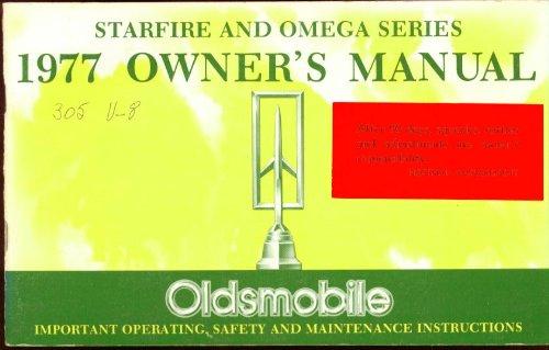(Oldsmobile Starfire & Omega 1977 Owner's Manual)