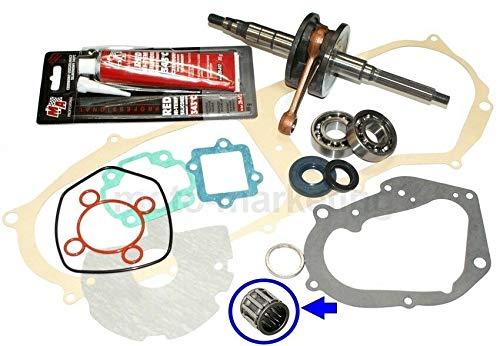 CRANKSHAFT GASKET ENGINE SET COMPLETE for YAMAHA JOG RR AEROX RIEJU FIRST 50 LC