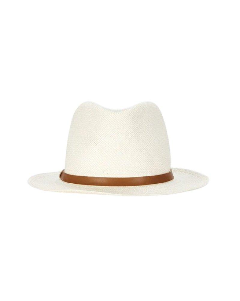 Hat Attack Bleach Fedorah by Melissa Odabash