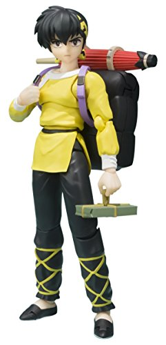 Bandai Tamashii Nations S.H.Figuarts Ryoga Hibiki Ranma 1/2