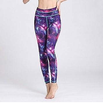 Huoduoduo Femmes Fitness Leggings Fleur Imprimé Yoga Pantalon Femelle Sport  Legging D entraînement Pantalon Élastique 4dfe7f039a4