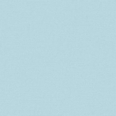 Tela por metros de loneta lisa - Ancho 280 cm - Largo a elección de 50 en 50 cm | Azul cielo: Amazon.es: Hogar