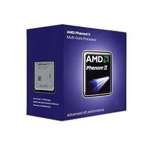 AMD HDX840WFGMBOX - Procesador CPU AMD AM3 Phenom II X 840 Box (4x 3,2 GHz)