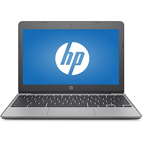 Premium HP High Performance 11.6in HD Chromebook – Intel Dual-Core Celeron N3060 Up to 2.48GHz, 4GB DDR3, 16GB eMMC, 802…