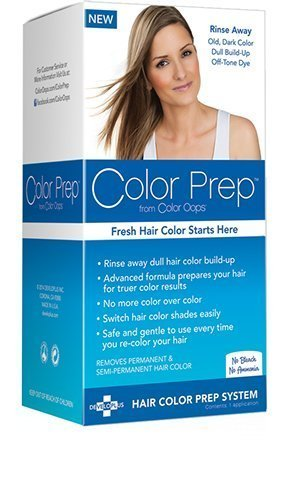 Hair Coloring System (Color Prep from Color Oops Hair Color Prep)