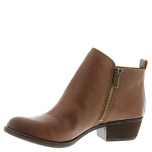 Toffee Leather Brand Basel Boot Lucky Women's 8Iqwa