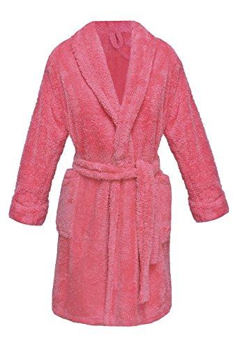 Postero PN103 o cama de matrimonio instrucciones para hacer camisones bata de aliños para de forro polar Rosa