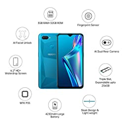 OPPO A12 (Blue)