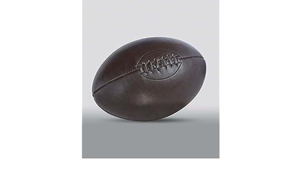 ALL SPORT VINTAGE De balón de Rugby – Chocolate, Sin Soporte ...