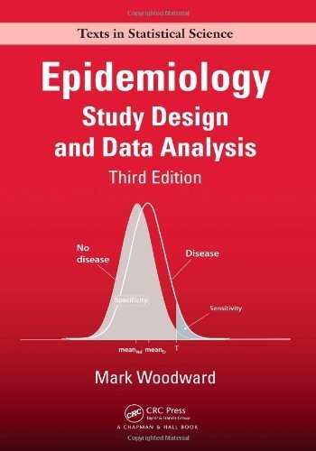 Epidemiology: Study Design and Data Analysis, Third Edition (Chapman & Hall/CRC Texts in Statistical Science) by Woodward, Mark (2014) Hardcover
