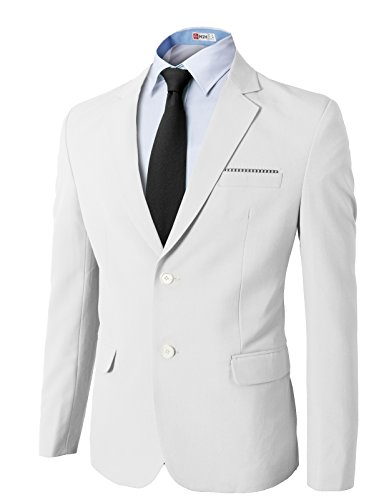 H2H Single Button Jackets Pocketchief