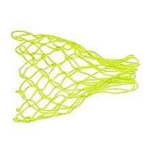 Dovewill Luminous Bright Color Outdoor Indoor Standard Hoop Replacement Basketball Nets