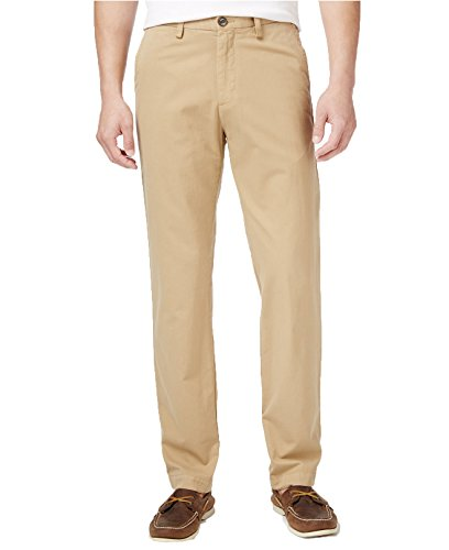 Tommy Bahama Men's Big and Tall Island Chinos (42W x 32L, Tanned) by Tommy Bahama