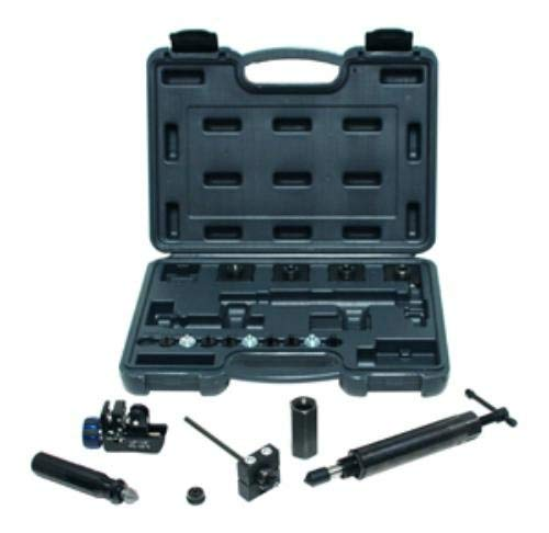 Cal-Van Tools 166 Hydraulic in Line Flaring Heavy Duty Swaging Tool Kit with Tension Tube Cutter Automotive Accessories by Cal-Van Tools (Image #1)