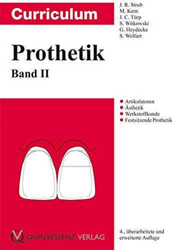 Curriculum Prothetik Band 2