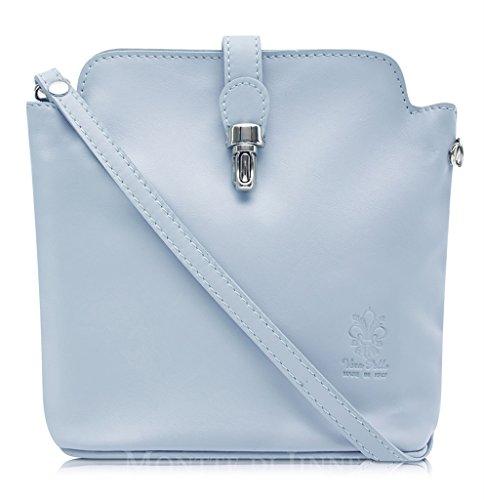 Lumière Femme Sac Bleu bandoulière Benagio à Petite Aqua Bleu P8nq1t1