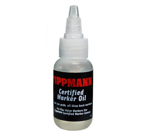 (Tippmann Marker Lube Casual Containers Oil GOLD 1 oz)