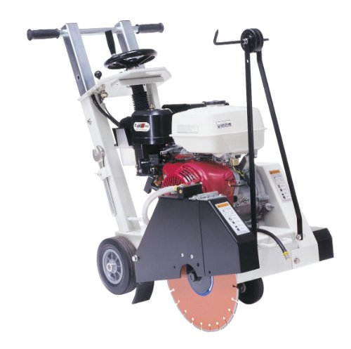Diamond Products 5800571 Walk Behind Concrete Saw with 13 HP Honda Gas Motor, 18