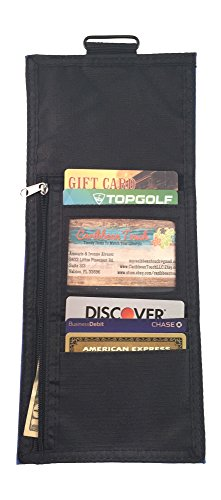 Caribbean-Touch-Trifold-Nylon-Large-Wallet-with-Inside-ID