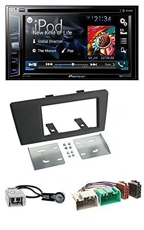 Pioneer X280 CD Bluetooth 2DIN USB MP3 DVD Radio de coche para Volvo S60 S70 C70 V70 00 - 03: Amazon.es: Electrónica