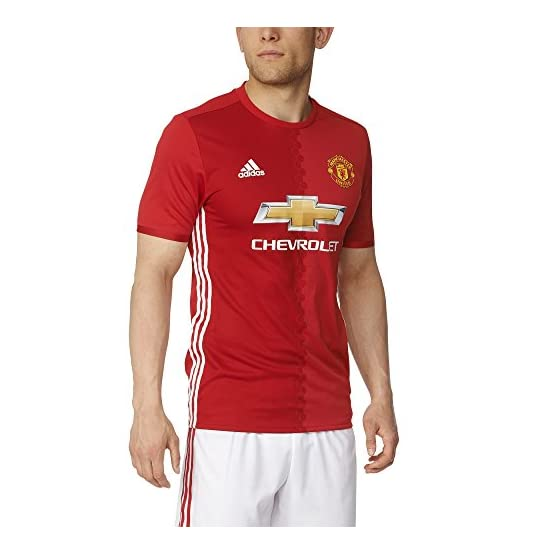adidas Maillot de Foot Manchester United Maillot Domicile Authentic