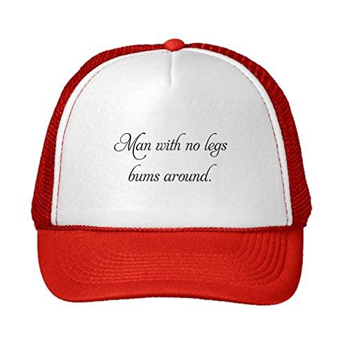 BUM Men's Baseball Cap (Red) - 6