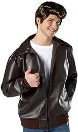 Mens Happy Days - The Fonz Adult Costume  sc 1 st  Amazon.com & Amazon.com: 1950s - Costumes u0026 Cosplay Apparel / Men: Clothing ...