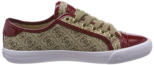 Guess Footwear Active Active Lady, Women's Slip On Brown (Brown Beibr)