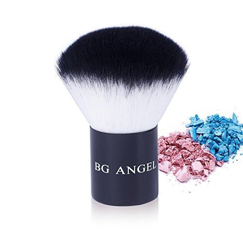 Kabuki Brush,Premium Kabuki Face Brushes Round Kabuki Foundation Brush Soft Makeup Brushes for Powder Mineral Liquid Cream Blending Blush Bronzer Buffing Stippling