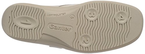 Ganter Sensitiv Katrin, Weite K, Pantofole A Casa da Donna Grigio (Grau (Creme 1200))