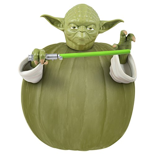 Star Wars Yoda Push-In Pumpkin Decorating Kit